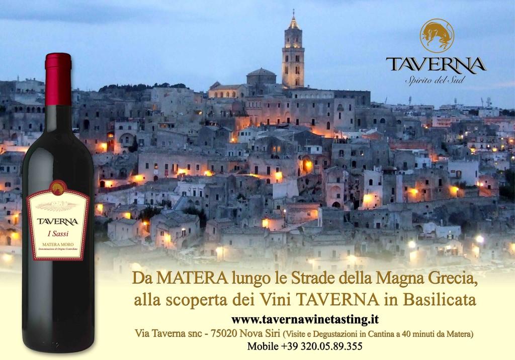 Taverna Wine Tasting